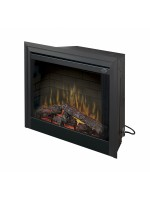 "33"" Deluxe Built-in Electric Firebox Hλεκτρική Εστία"